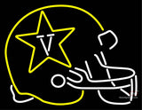 Vanderbilt Commodores Helmet  Pres Logo Ncaa Neon Sign