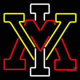 Vmi Keydets Secondary  Pres Logo Ncaa Neon Sign