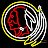 Washington Redskins Primary  Logo NFL Neon Sign x