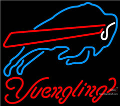 Yuengling Buffalo Bills NFL Beer Neon Sign
