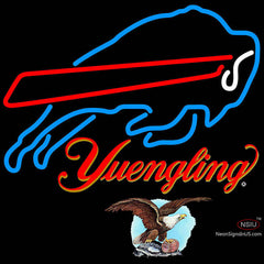Yuengling Buffalo Bills NFL Neon Sign   x