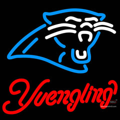Yuengling Carolina Panthers NFL Beer Neon Sign x