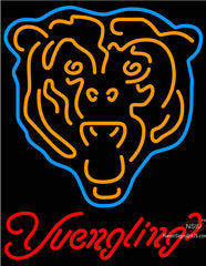 Yuengling Chicago Bears NFL Beer Neon Sign