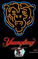 Yuengling Chicago Bears NFL Neon Sign 7