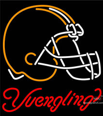 Yuengling Cleveland Browns NFL Beer Neon Sign