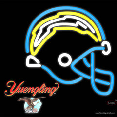 Yuengling San Diego Chargers NFL Real Neon Glass Tube Neon Sign   x
