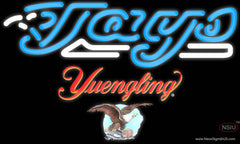 Yuengling Toronto Blue Jays MLB Real Neon Glass Tube Neon Sign