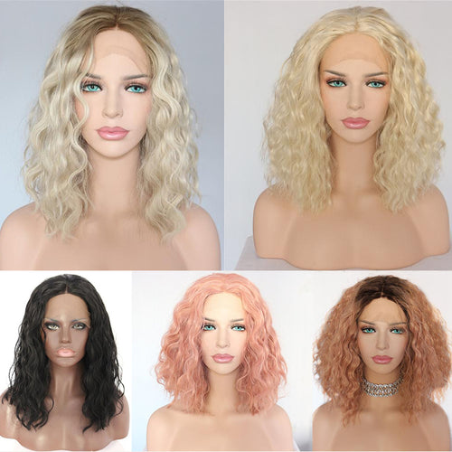 Dahlia (Water Wave Heat Safe Synthetic LF Wig 14