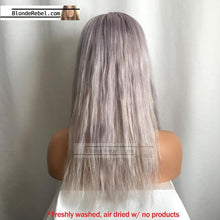 "Hyper (100% HH, 6"" Lace Front Custom Unit & Color, 18""-20"" Length ~ Custom Collection)"