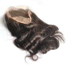 "Ida (Natural Black Brown Body Wave FULL LACE 100% Remy Human Hair Wig 8""-24"" Avail.)"