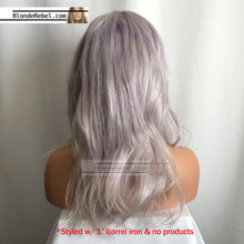 "Unicorn (100% HH, 6"" Lace Front Custom Unit & Color, 18""-20"" Length ~ Custom Collection)"