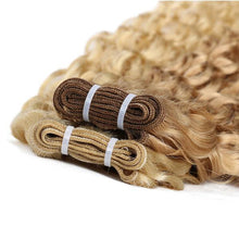 Water Wave Weave for WW Blondie Wig (Color 27, 613  100% Remy Human Hair Weft 100g)