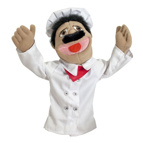 CHEF Puppet by Melissa and Doug