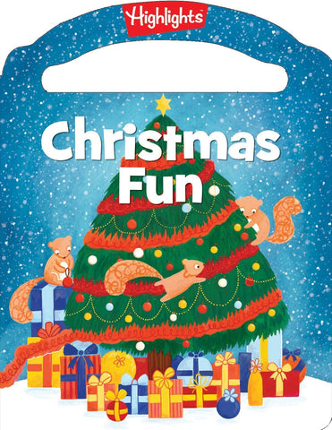 HIGHLIGHT'S CARRY-and-PLAY CHRISTMAS FUN BOOK