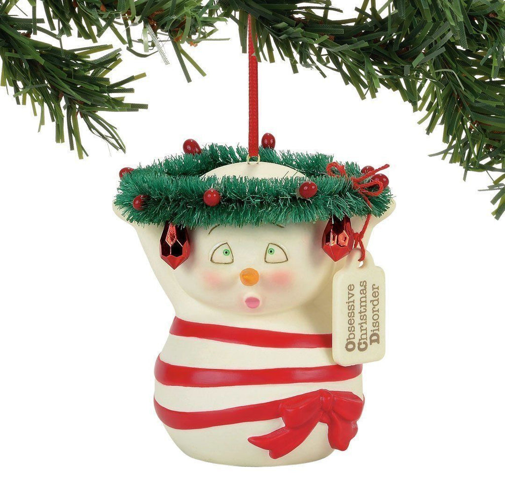 SNOWPINIONS O.C.D. OBSESSIVE CHRISTMAS DISORDER – Lee\'s Shops at ...