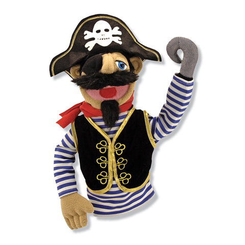 PIRATE Puppet by Melissa and Doug