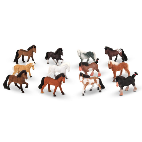 Pasture Pals- HORSES by Melissa and Doug