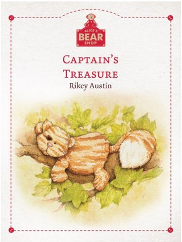 Storybooks BOOK - CAPTAIN'S TREASURE