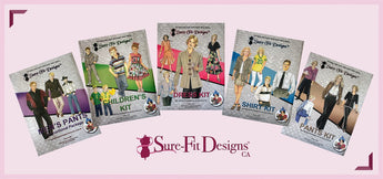 Fitting & Sewing Pattern Kits