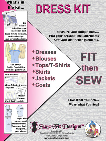 The Sure-Fit Designs™ Dress Kit