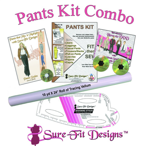 Pants Kit Combo Options