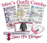 Men's Combo - Choose from Pants or Outfit Combo (10 % Discount)