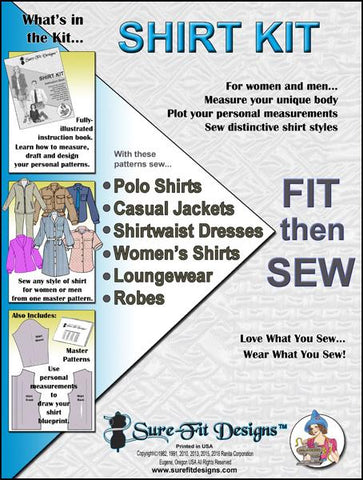 The Sure-Fit Designs™ Shirt Kit