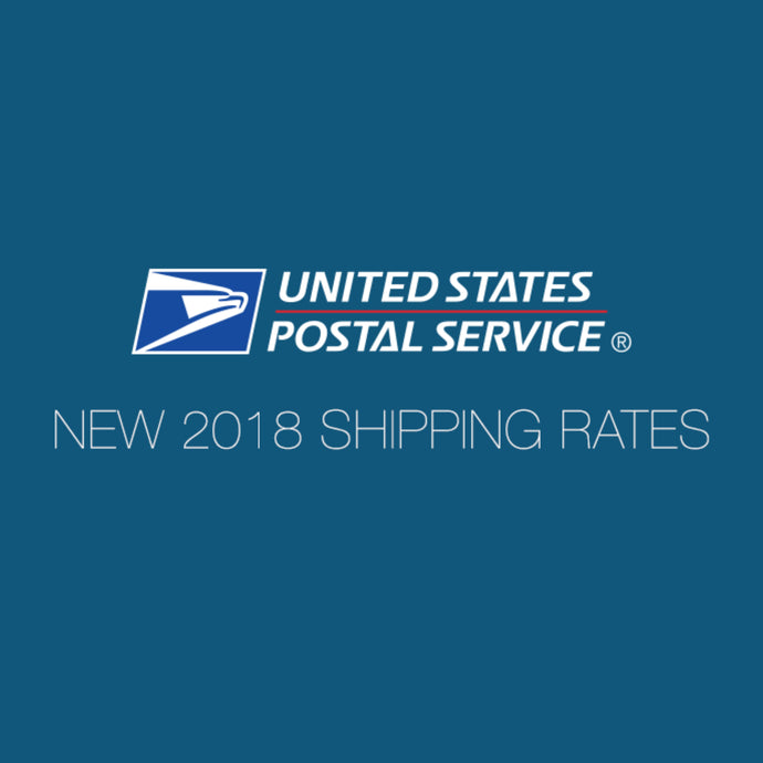 USPS Shipping Rate Increase