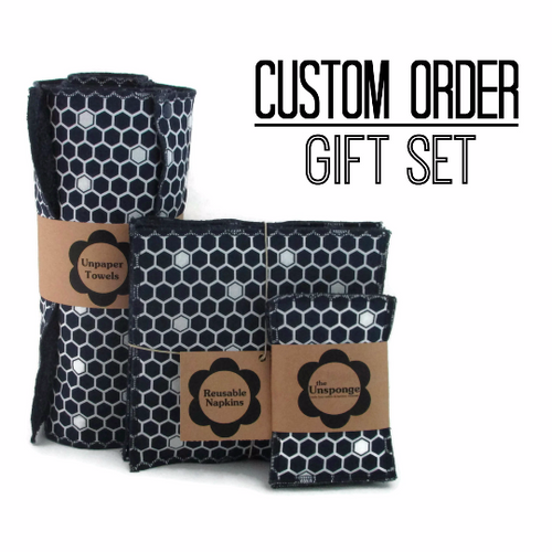 Custom Eco friendly Gift Set