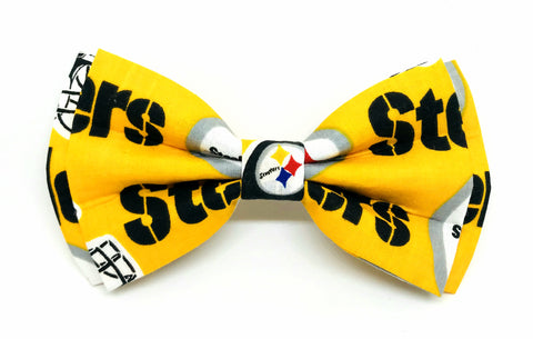 Pittsburgh Steelers Bowtie
