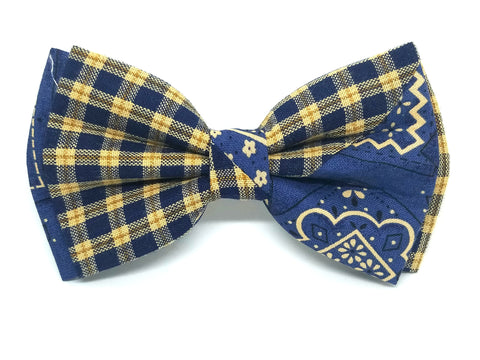 Country Plaid Bowtie
