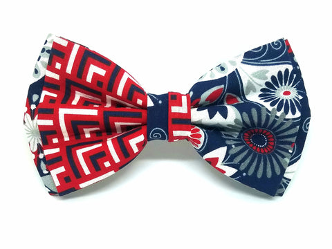 USA Pop Window Bowtie
