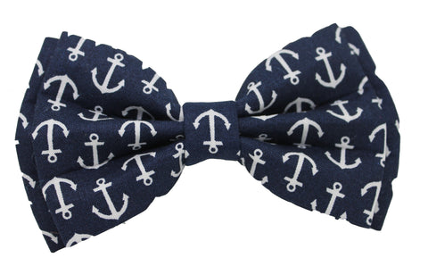 Anchors Away Men's Bowtie