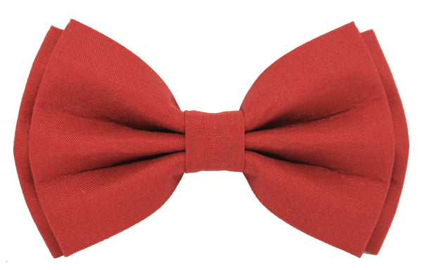 Red Men's Bowtie
