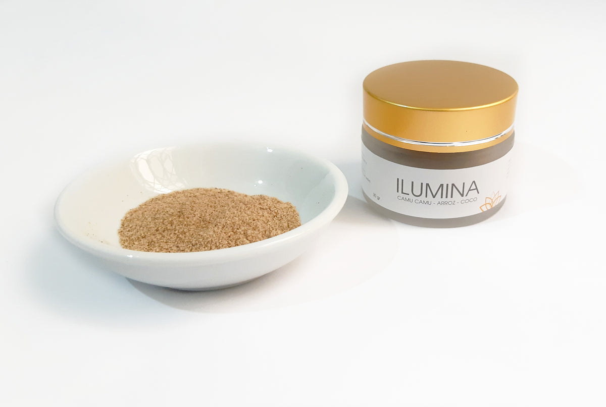 Mascarilla Ilumina The Zen Box - 30gr