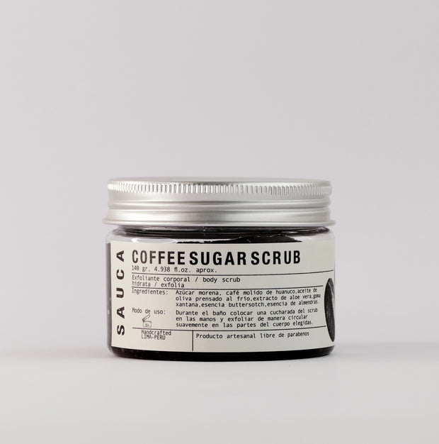 Sauca Coffee Sugar Srub -140 gr
