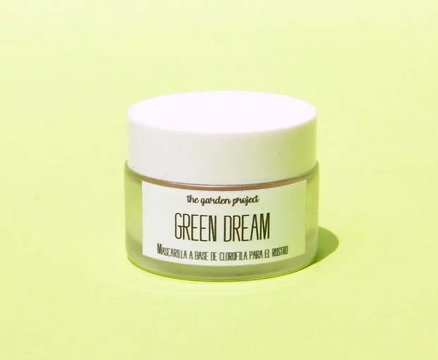 Mascarilla Green Dream