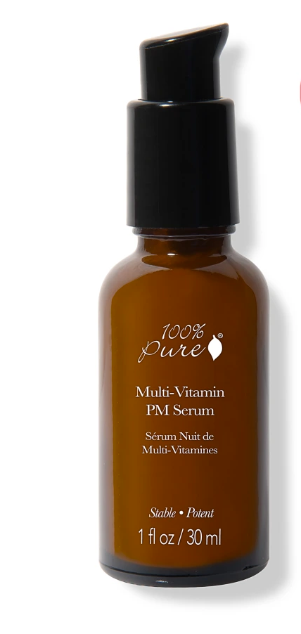 100% Pure - Multi-Vitamin PM Serum
