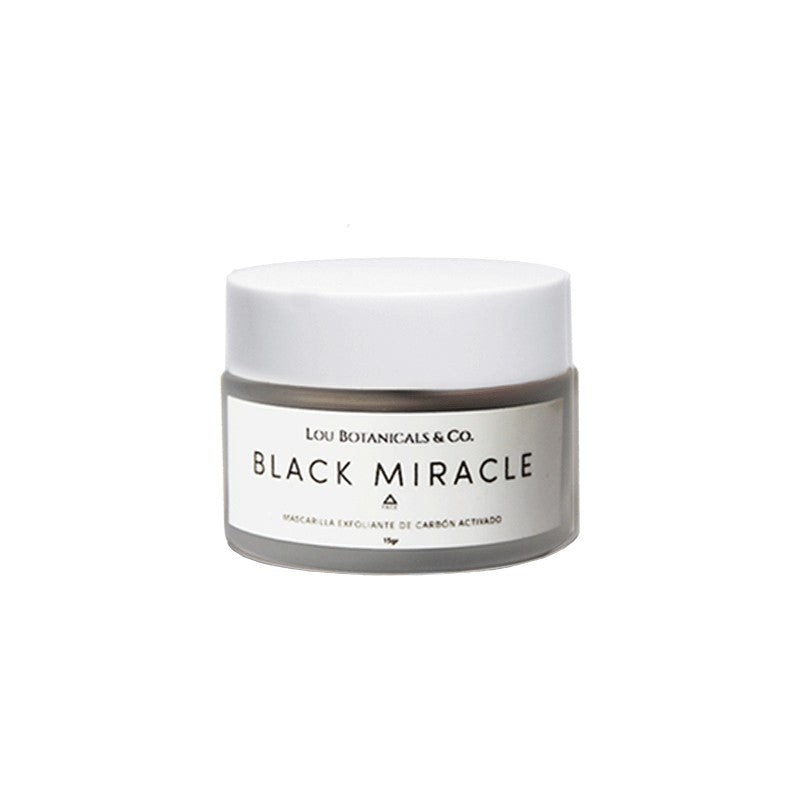 Black Miracle Lou Botanicals - 15gr