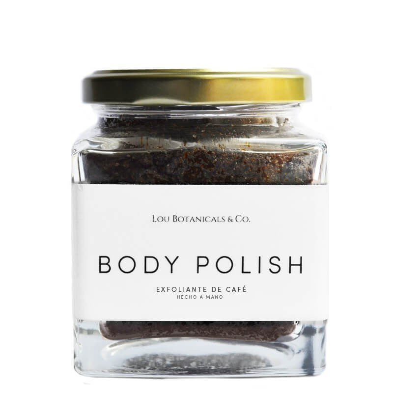 Body Polish Lou Botanicals - 200gr