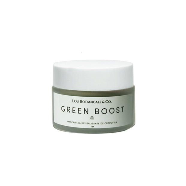 Mascarilla Green Boost Lou Botanicals - 15g