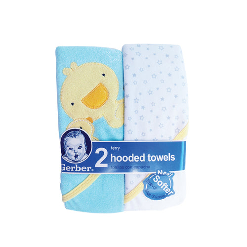 Gerber Set de Toallas Patito Soft