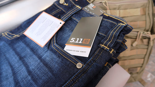 5.11 - Jeans Defender Flex - Très beau denim top qualité!