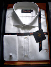 Chemise Business Made in France - Twill blanc