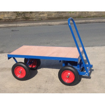turntable trolley heavy duty