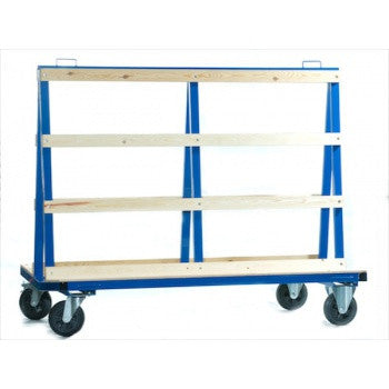 Trolley For Moving Glass Sheet