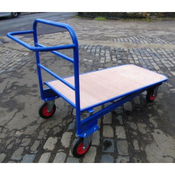 Trolleys For Retail And Storage Outlets