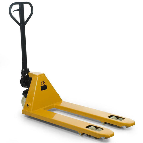 2500kg Pallet Pump Truck - Nylon Wheels