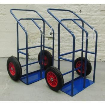 Double Cylinder Trolley, 2 Wheels - CDIGT03