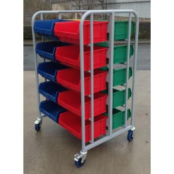 Small Part Storage & Picking Trolleys